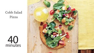 How To Make Cobb Salad Pizza   Myrecipes