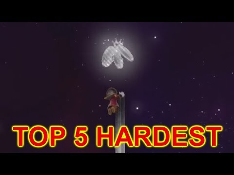 Top 5 Hardest Moons to Get in Super Mario Odyssey