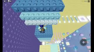 (로블록스)보라색타워2편 솜사탕 맵!색깔이 알록달록!