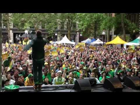 Blue Scholars feat. Grynch & Macklemore - NxNW (Seattle Sonics Rally)