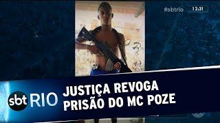 Justiça revoga prisão de Mc Poze