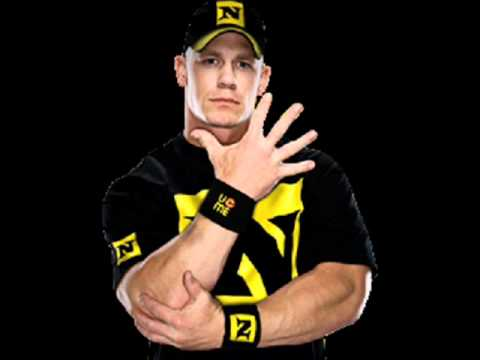 John cena theme song sheet music for flute, clarinet, alto.