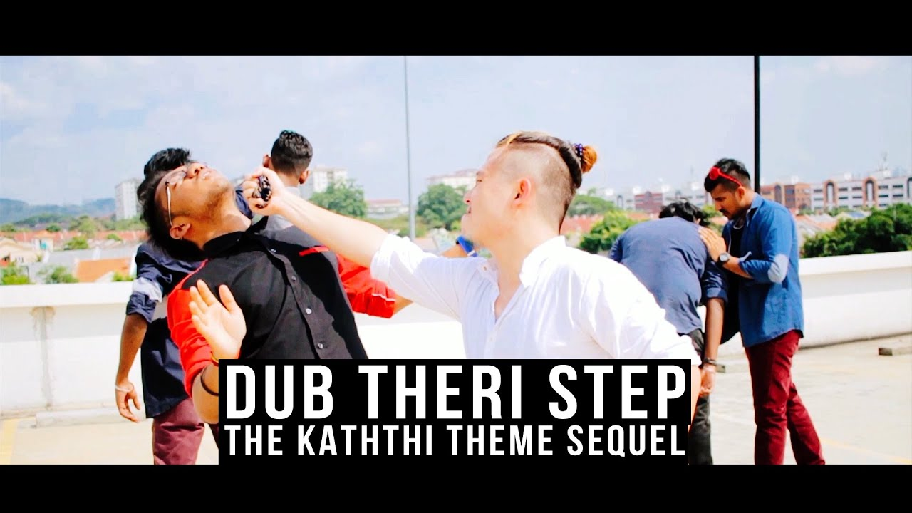 Dub Theri Step | Theri | Vijay, Samantha | #Chinepaiyen ... - photo#11