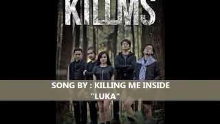 KILLING ME INSIDE LUKA album REBIRTH