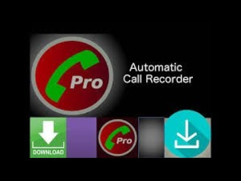 How To Download Automatic Call Recorder  Pro For Free On Android.