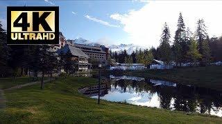 Alyeska Resort Girdwood ... One of the best hotels in Alaska 4K UHD