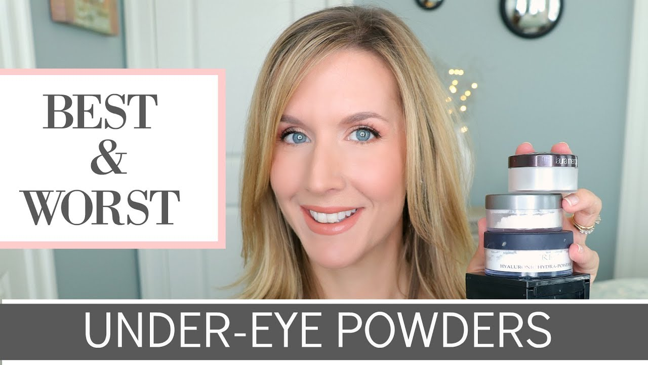 Best setting powder for mature skin