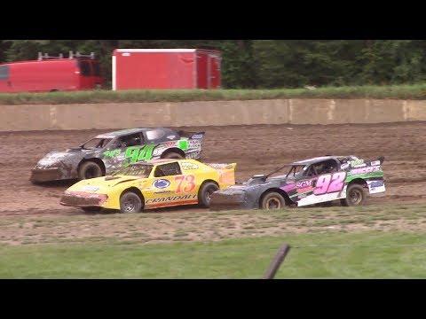 Penn Ohio Pro Stock Heat One | Eriez Speedway | 7-16-17