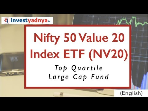 Nifty 50 Value 20 (NV20) Index ETF | NV20 ETF