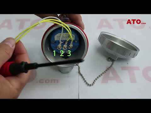 How To Use RTD Sensor To Measure Water Temperature?