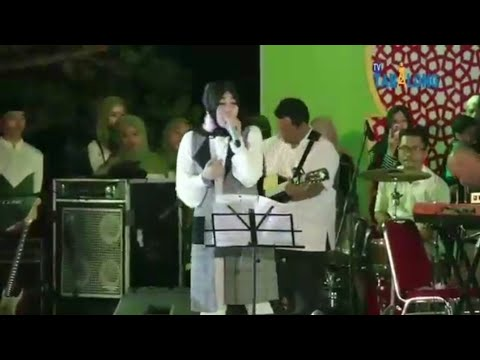 Live Via Vallen Deen Assalam(cover)  Penutupan MTQ TANJUNG MABUN TABALONG KAL_SEL