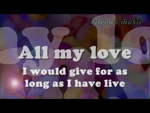 A Love to Last a Lifetime, Jose Mari Chan