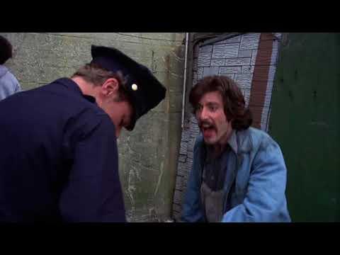 Serpico - 1973  ( Chase Scene ) 60fps 1080p HD