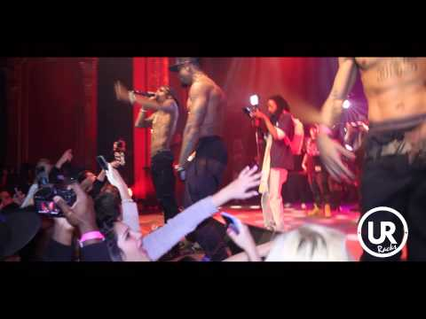 Rich Homie Quan - Type of Way (Live Performance) @Montreal Mad Crazy Turn Up
