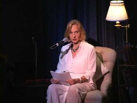 2012 Dans Literary Prize reading by Pia Lindstrom.