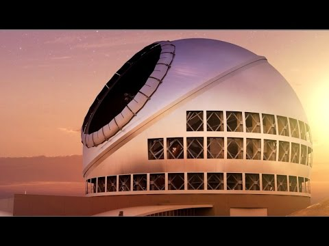 The Thirty Meter Telescope project could change our understanding of the universe