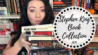 My Stephen King Book Collection || Updated!