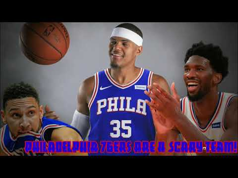 PHILADELPHIA 76ERS ARE A SCARY TEAM!!! (AFTER NBA TRADE DEADLINE)