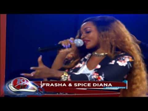 Uganda's Songstress - Spice Diana performing Live #10Over10
