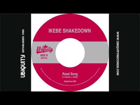Ikebe Shakedown Road Song Artwork