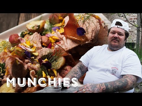 MUNCHIES & Friends: Matty Matheson's Pizza Party in Brooklyn