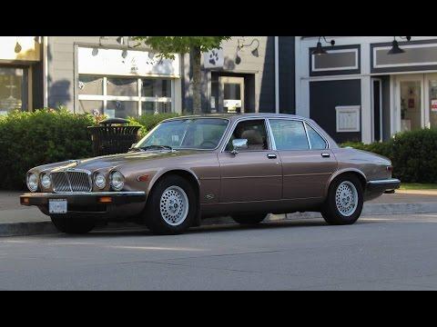 1987 Jaguar XJ6 Sovereign [Series III] [Test Drive]
