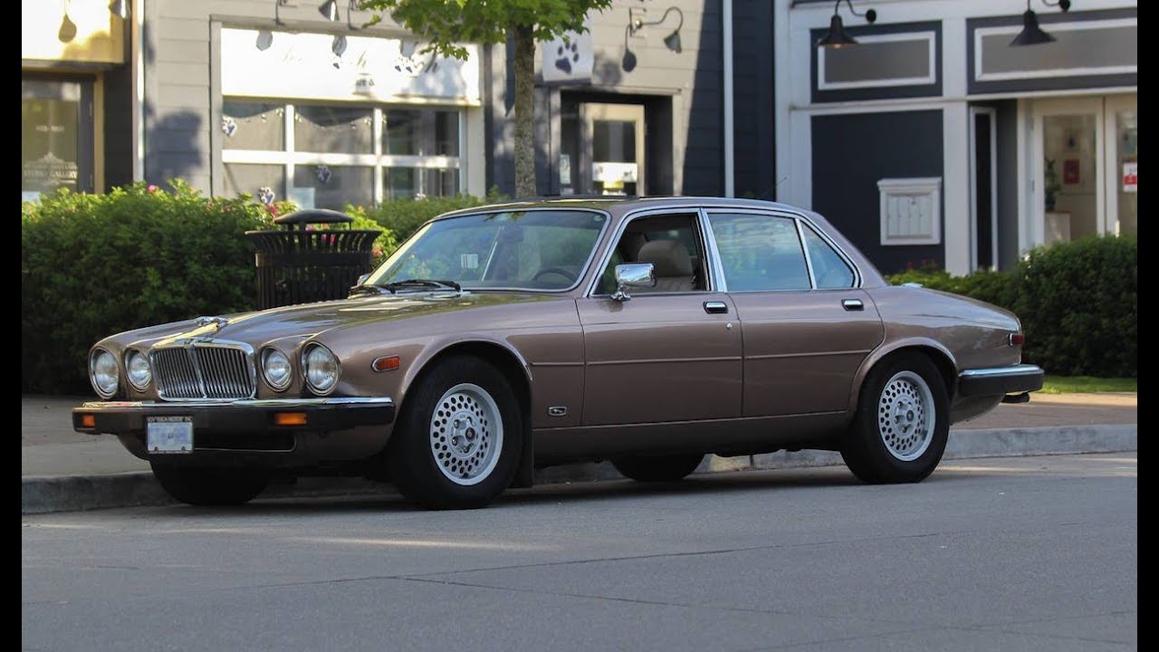 1987 jaguar xj6 sovereign series iii test drive youtube. Black Bedroom Furniture Sets. Home Design Ideas