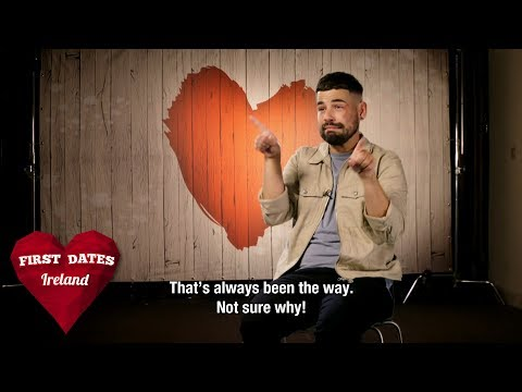 First Dates Ireland's First Signed Date | First Dates Ireland | RTÉ2