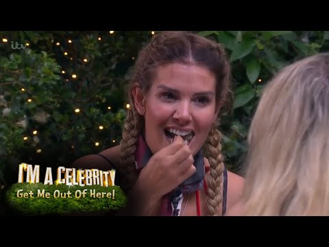 Crack of Lamb for Lunch | I'm A Celebrity...Get Me Out Of Here!