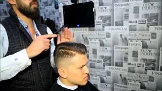 Erkek saç modelleri saç kesimi erkek haircut men erkek saç kesimleri Murat KARAKOÇ MAKAS MELODİSİ
