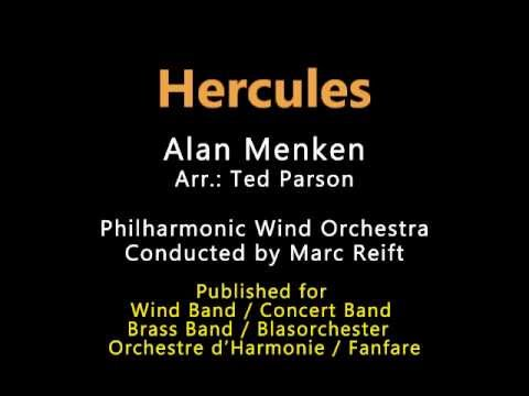 Marc Reift - Hercules (Aland Menken, Arr.: Ted Parson)