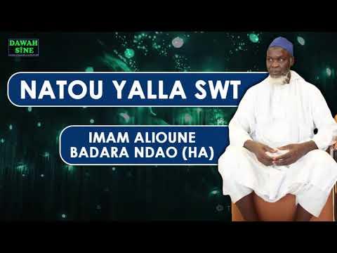 Natou Yalla (swt) || Imam Alioune Badara Ndao (HA)