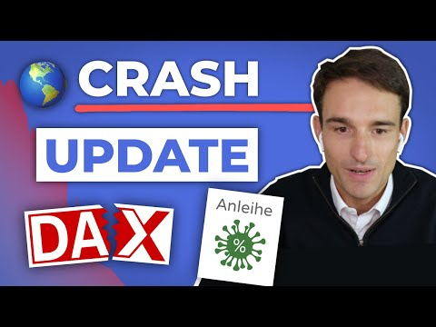 CRASH-Update: Inflation, Corona Bonds, DAX Investments, jetzt nachkaufen? | Live-Stream Q&A