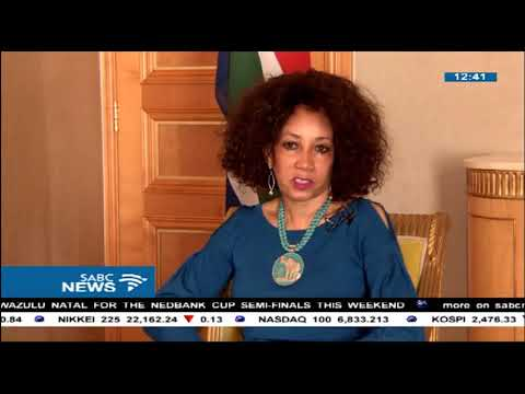 Sisulu on Ramaphosa's departure from CHOGM to attend matters in SA