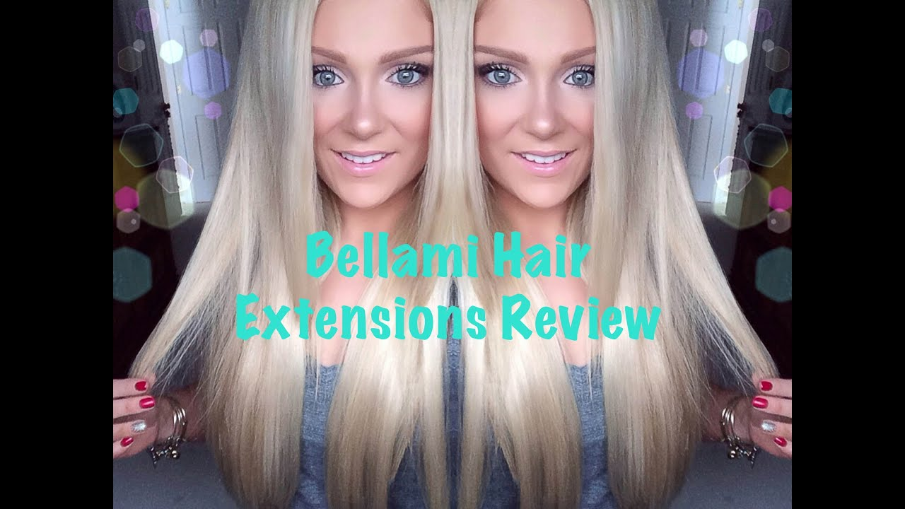 Lilly Bellami Hair Extensions Review Cosmetik