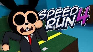 ROBLOX: PARKOUR A TODA VELOCIDAD ! | Speed Run 4