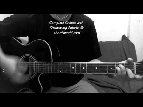 The Climb Chords by Miley Cyrus - chordsworld.com