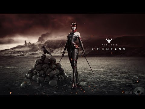 ||Paragon: The most broken countess deck v42 || deck build and full gameplay ||