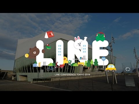 LINE - TOKYO CONFERENCE 2014