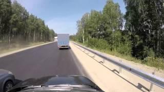 Путешествие в Грузию, видео 1(В августе 2014 года мы с семьёй съездили на машине из Кемерова в Грузию. В итоге получилось несколько видео...., 2014-08-31T12:36:13.000Z)