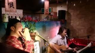 喫茶店シェルの14周年記念のライブです(*^^*)今日はたくさんのお客さん...