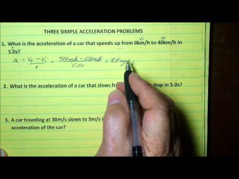 Carbon dating sample problems of acceleration