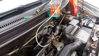 Tutorial OilyMan Engine Decarbonizer - Perodua Kenari