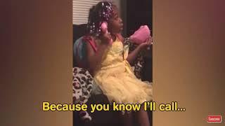 855 jay sanders funny little girl pt 1