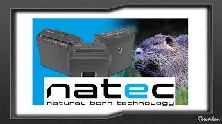 Natec Beaver - Niszczarki do domu i dla małych firm