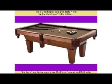 Top Most Helpful Slate Pool Table Foot YouTube - 9 slate pool table