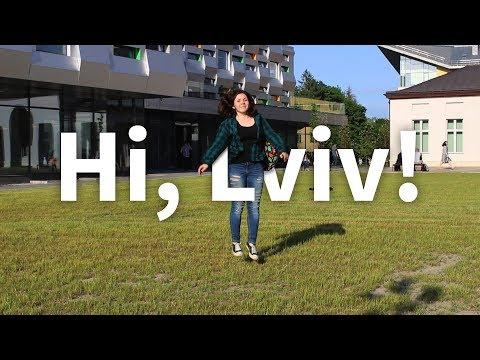 WOW air travel guide application | Hi, Lviv!