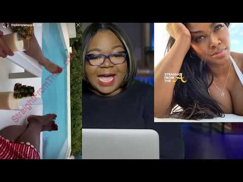 Where is Yo Huzzbann?!? 👽 Kenya Moore Birthday BAE-CATION, Wendy Williams, Jasmine Eiland Update