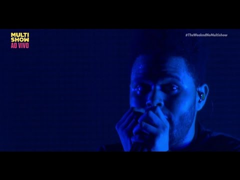 The Weeknd - Starboy @Live Lollapalooza...