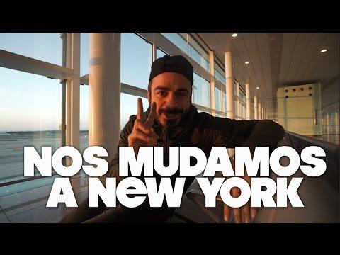 NOS MUDAMOS A NEW YORK 🇺🇸